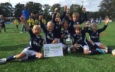 Randstad Cup Amsterdam toernooi van hoog niveau !.