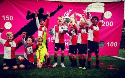 Zonnige en prettige toernooi dag bij Randstad Cup Utrecht !.