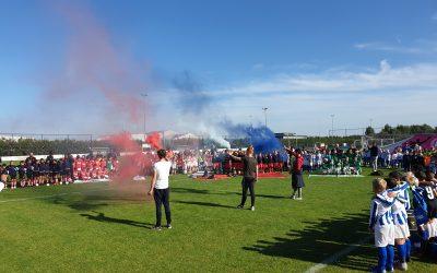 Randstad Cup Rotterdam geslaagde voetbaldag!.