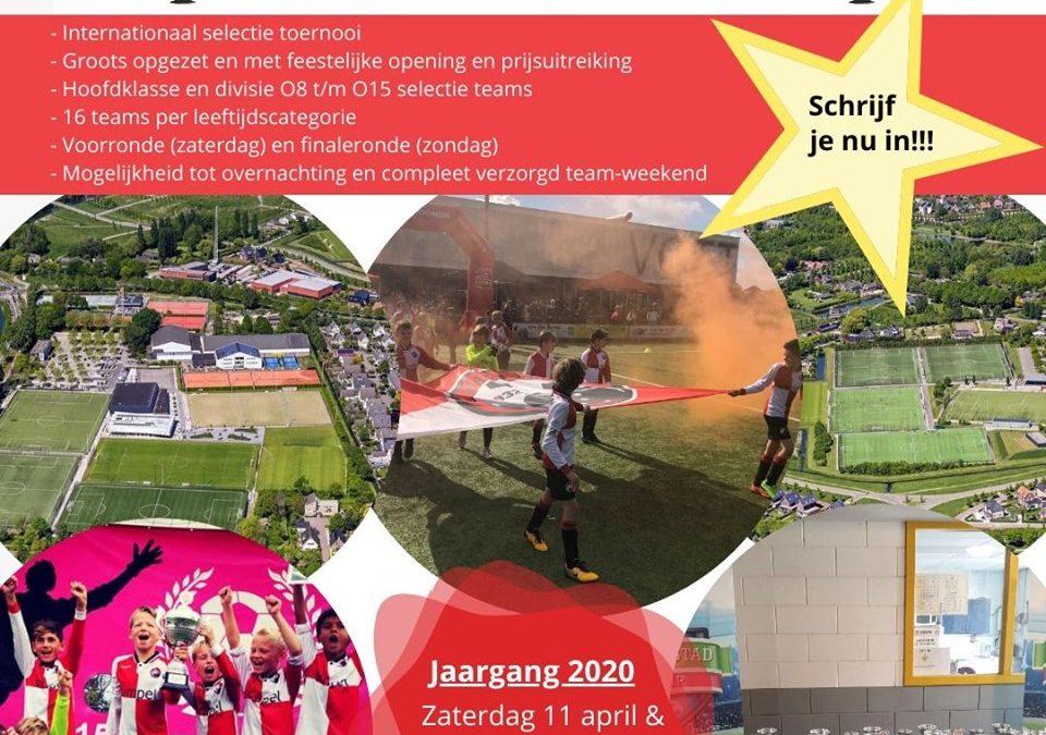 Inschrijving Leidsche Rijn Paas Cup geopend !.
