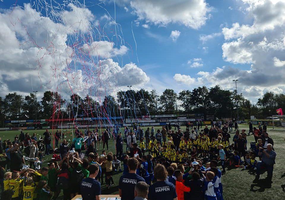 Randstart Cup Amsterdam mooie start van het nieuwe toernooi seizoen !.
