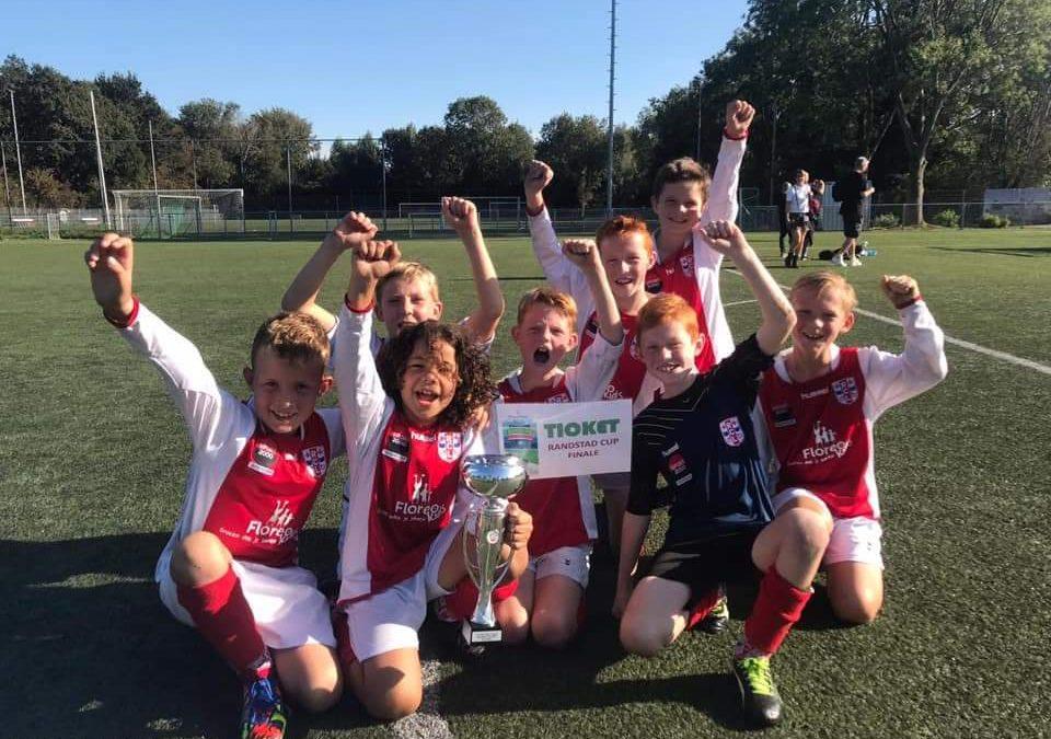 Randstad Cup den Haag zonovergoten toernooi dag bij RCL !.