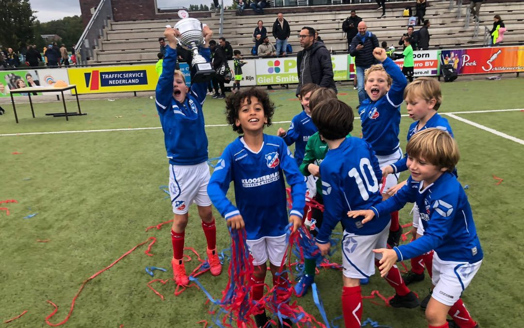 Randstad Cup Rotterdam mooie afsluiting regio toernooien !.